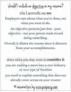 should i include an objective my resume is an objective necessary resume objective
