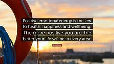 brian tracy quote positive emotional energy is the key