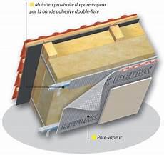 Isolation Mur Intérieur Pare Vapeur Pare Vapeur Gt Toiture En Pente Isol 233 E Avec Compl 233 Ment D