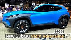 new subaru viziv adrenaline 2019 l subaru s electric