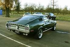 1968 mustang fastback automotive views
