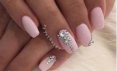 rhinestone nails 50 bright rhinestone pasted or