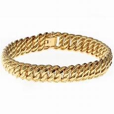 bracelet en or femme bracelet passeport pour l or bracelet maille am 233 ricaine