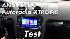 android 8 0 radio review test xtrons octacore px5