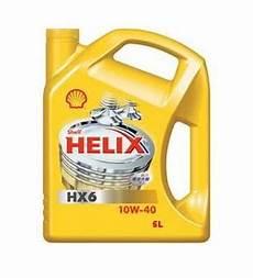 5 liter shell helix hx6 10w40 olietekoop nl