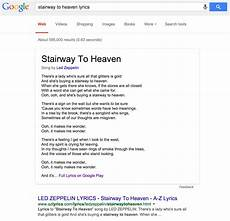 stairway to heaven lyrics now search for song lyrics within