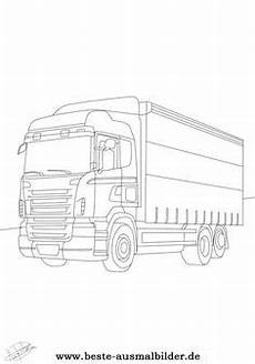 semi truck volvo coloring page for transportation