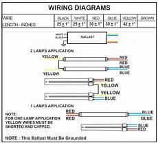 32 Watt Electronic Ballast Wiring Diagram by Rha Unv 254 Lt5 2 L T5 Multi Purpose Electronic