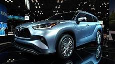 toyota ev 2020 2020 toyota highlander all features and variants