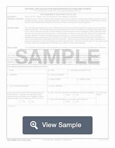 fillable da form 3433 1 free pdf word sles formswift