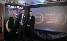 Alphabet Recognised For Best Fleet Management In 2018