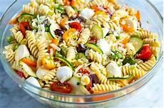 Schnelle Einfache Rezepte - healthy pasta salad web magazine today