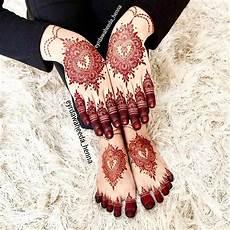Pengantin Gambar Henna Cantik