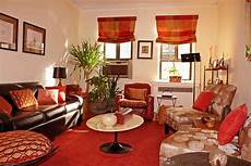 orange blue and brown living room zion star