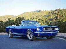 1965 Ford Mustang GT Convertible  Our Fleet