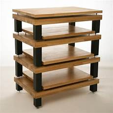 hifi rack holz bespoke hifi rack incorporating the best elements hifi