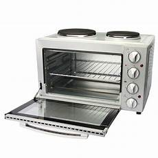 Appliances Oven by 28 Litre Convection Mini Oven 2 Plates By Sensio