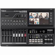 Roland Vr 50hd Multi Format Av Mixer Vr 50hd B H Photo