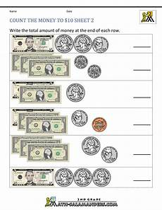 counting money printable worksheets 4th grade 2717 printable money worksheets to 10