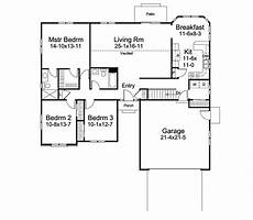 hilltop house plans hilltop ranch home plan 008d 0110 house plans and more