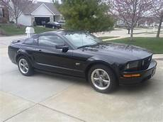 fs 2005 black ford mustang gt premium stock the