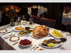 Where to dine on Thanksgiving Day in Baltimore   Baltimore Sun