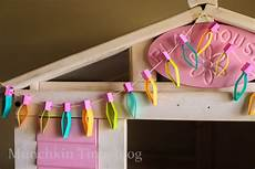 diy kids room decor paper lights munchkin time