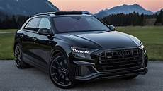 2019 audi q8 abt the new project from abt sportsline 50tdi 326hp 650nm first details