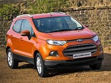 Ford Ecosport 2013 2014 2015 2016 2017 Autoevolution