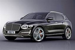 New Baby Bentley Bentayga To Help Double Sales