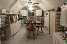 attic works attic craft room must see