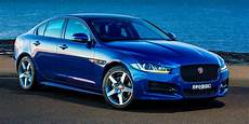 2018 jaguar f pace xe xf get new 221kw ingenium petrol engine update photos 1 of 3