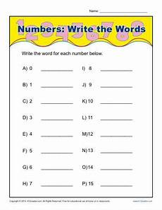 writing numbers in words worksheet year 1 21263 write the words that spell the numbers worksheet activity free worksheets printable