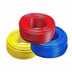 yellow and blue 1mm electric wire 220 v rs 550 roll global traders id 18263312391