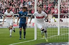 Vfb Stuttgart Gegen Den Hamburger Sv Umgestellte Abwehr