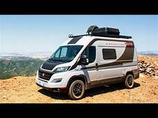 2017 fiat ducato 4x4 expedition cervan
