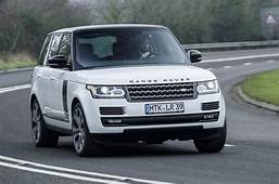 2017 Range Rover SVAutobiography Dynamic Review  Autocar