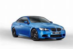 New 2013 BMW M3 Coupe Frozen Limited Edition Sport