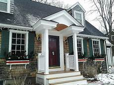 Front Door Dormer by Roof Overhang Design Porch Designs Home Elements And Style