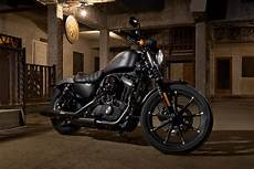 A Closer Look The 2017 Harley Davidson Sportster Iron 883
