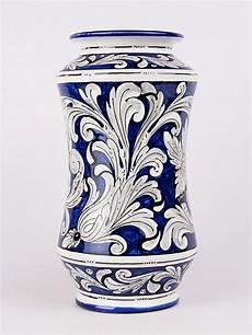 vasi ceramica di vietri ceramicart vaso farmacia detto ad albarello h 30
