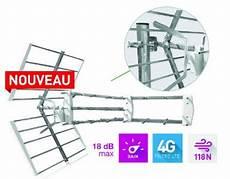 antenne tnt hertzienne 18 hd 4g filtre lte canaux 21 60