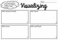 visualizing graphic organizer freebie by caitlin h tpt