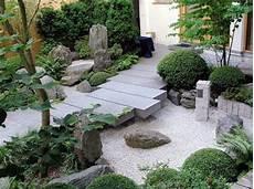 vorgarten japanisch japanischer stil japan garten