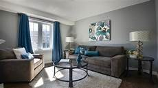 Accent Wall For Grey Living Room Zion