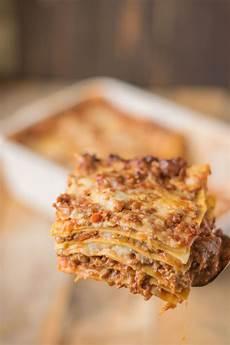 Lasagne Bolognese Rezept - lasagna bolognese