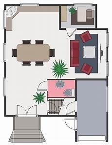 Floor Plans Solution Conceptdraw