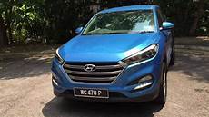 2016 hyundai tucson test drive review in malaysia