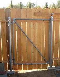 zauntor selber bauen build wood gate fence pdf woodworking