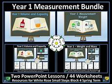 measurement worksheets 1386 measurement year 1 weight and volume bundle white maths style teaching resources